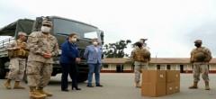 GOBIERNO ENTREGARÁ EN LA REGIÓN 600 KITS DE EMERGENCIA A FAMILIAS DE CAMPAMENTOS