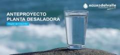 Aguas del Valle inicia estudios para anteproyecto de planta desaladora para Coquimbo - La Serena