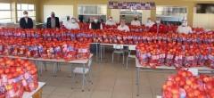 Junaeb ha entregado más de 378 mil canastas de alimentos a estudiantes de la región