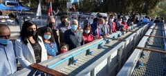 Inauguran innovadora planta de tratamiento de agua en base a tecnología japonesa
